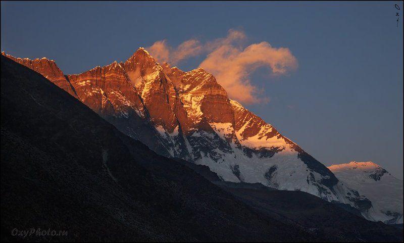 непал, гималаи, трек к бл эвереста, nepal, himalaya, trek to bc everest, lchotse, лхоцзе Lchotse.photo preview