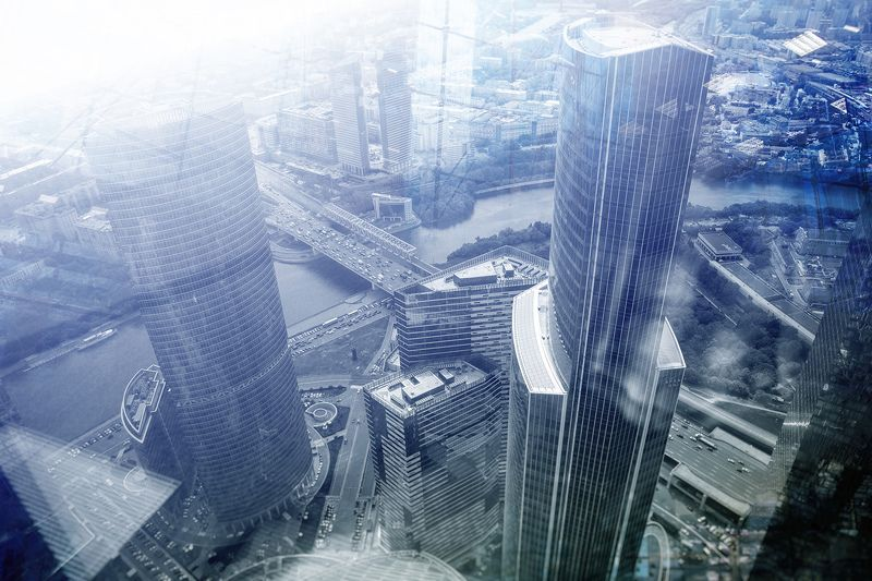 «Москва-Сити» небольшая подборка фотоphoto preview