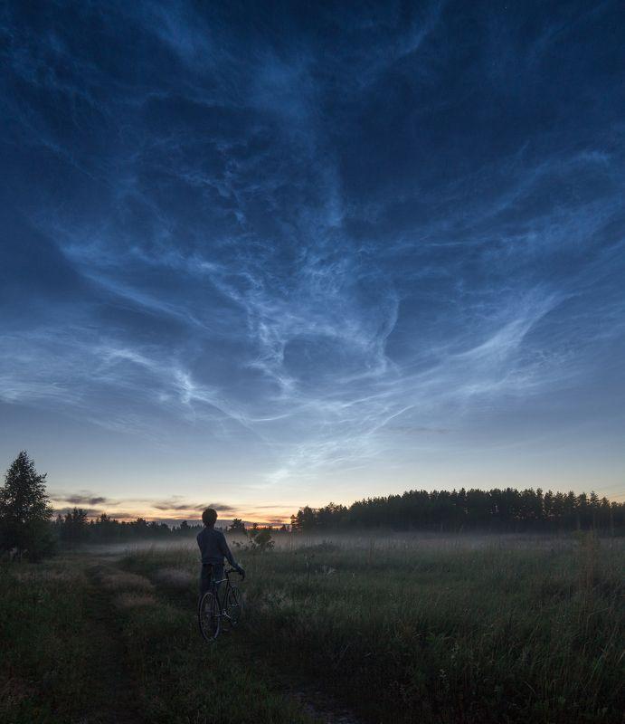 ночь Космический пепелphoto preview
