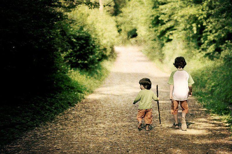 Двое по дороги... (как в сказке)photo preview