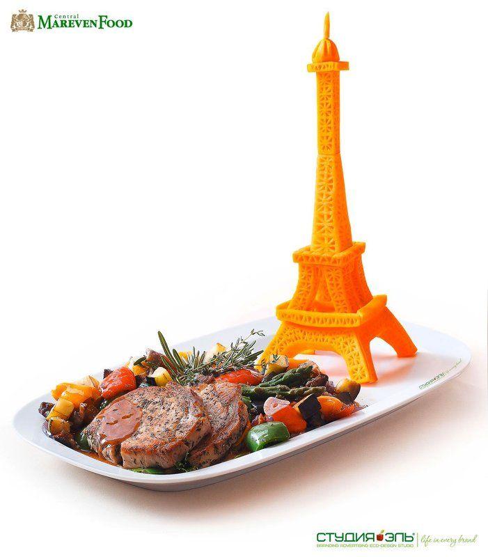 Франция. Эйфелева башняphoto preview
