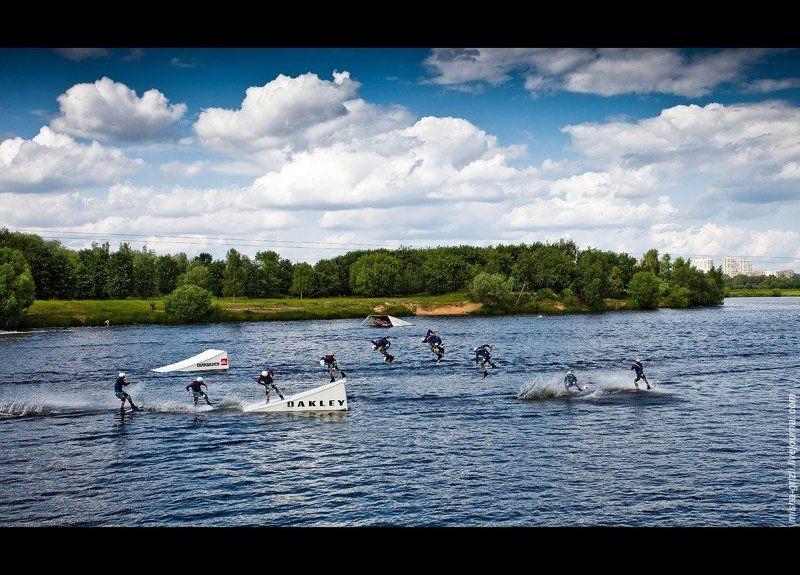 строгинский залив, лето, москва, москва-река, панорама, строгино, фото photo preview