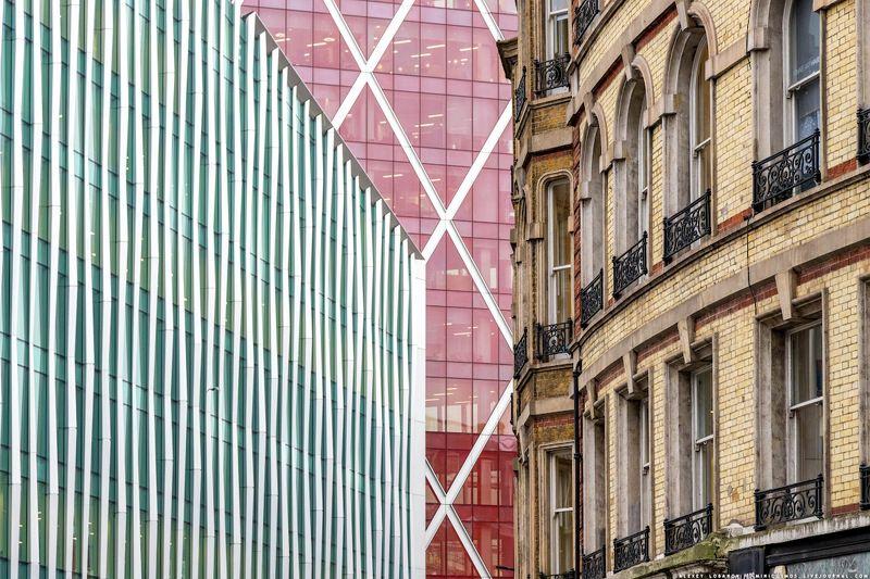 Лондонские контрастыphoto preview
