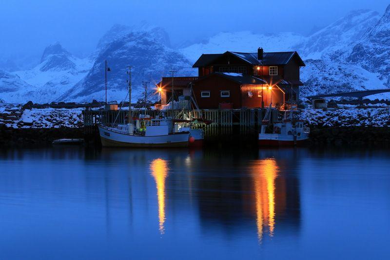 norway, lofoten, ramberg, travel, путешествие, норвегия, лофотены Вечером в Норвегииphoto preview