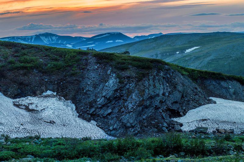 ямал полярный урал природа харп горы \