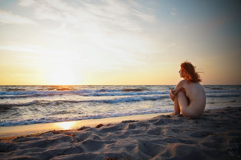 Beach, Sea, Summer Am Strandphoto preview