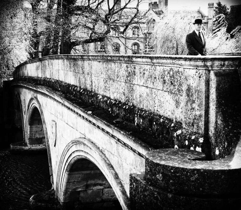 чб, жанр, британия, мост photo preview