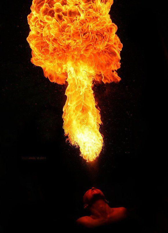 огонь photo preview