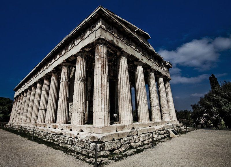 athens, greece, acropolis, parthenon, erechtheum, zeus photo preview