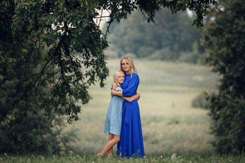 Мама и дочьphoto preview