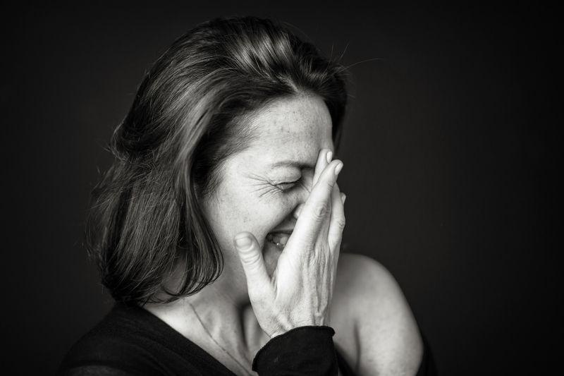 искренние эмоции, женский портрет Наташаphoto preview