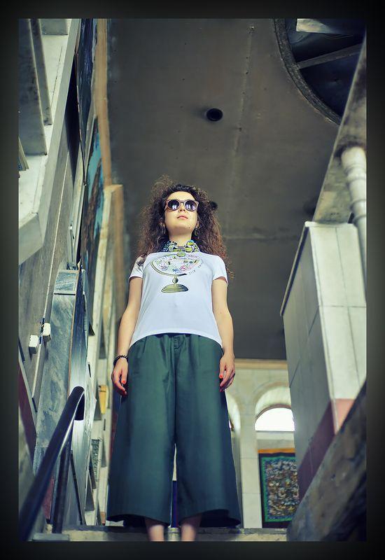 портрет, гламур, очки, fashion Над праздностьюphoto preview