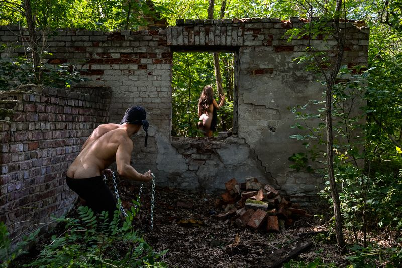 nude, ню, girl, девушка, woman,akt, арт, модель, model The Chronicles of Jakub Wędrowycz - Хроники Якуба Вендровычаphoto preview