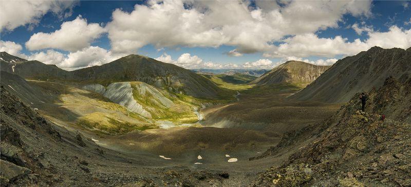 горы, пейзаж, Алтай Горный пейзажphoto preview