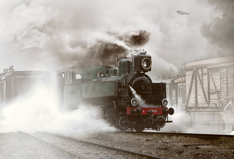 ь, мягкий знак, паровоз, тип 62, маневровый, локомотив Тип 62photo preview