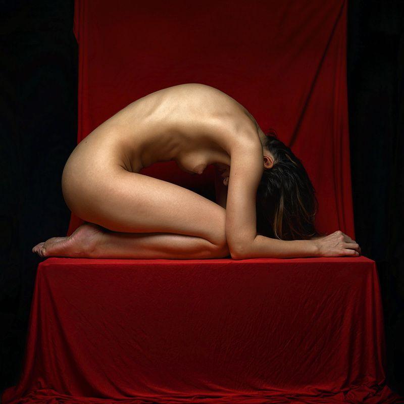 art, ню, nude, обнаженная ***photo preview