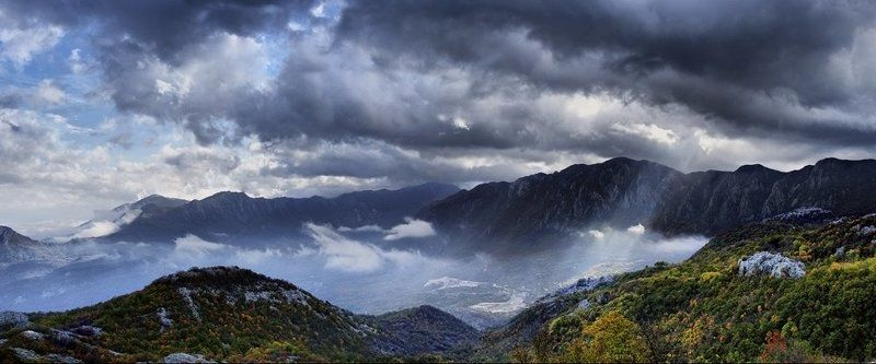 горы Предгрозовая....photo preview