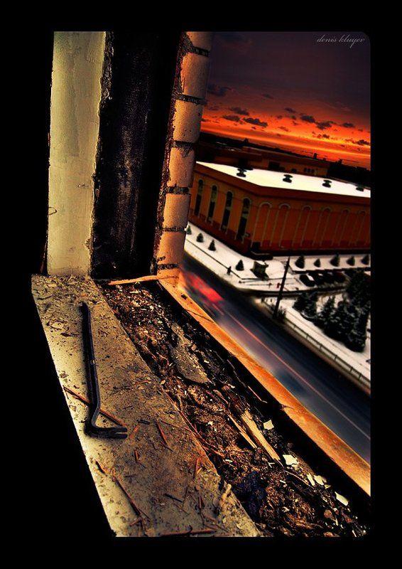 фото, город, денис клюев, variart Ремонту посвящаетсяphoto preview
