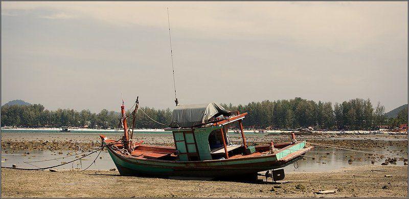 лодка море Лодкаphoto preview