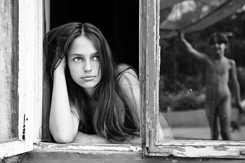 деревня:), софия руснак, анастасия консиантинова photo preview