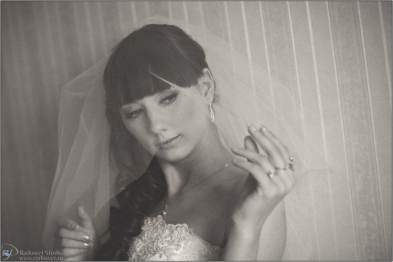 свадьба, невеста, портрет photo preview