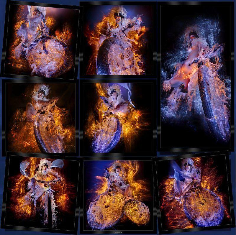 светографика, свет, портрет, велосипед, akt, nude, ню, обнаженная_натура, гламур Akt...  Велосипед...photo preview