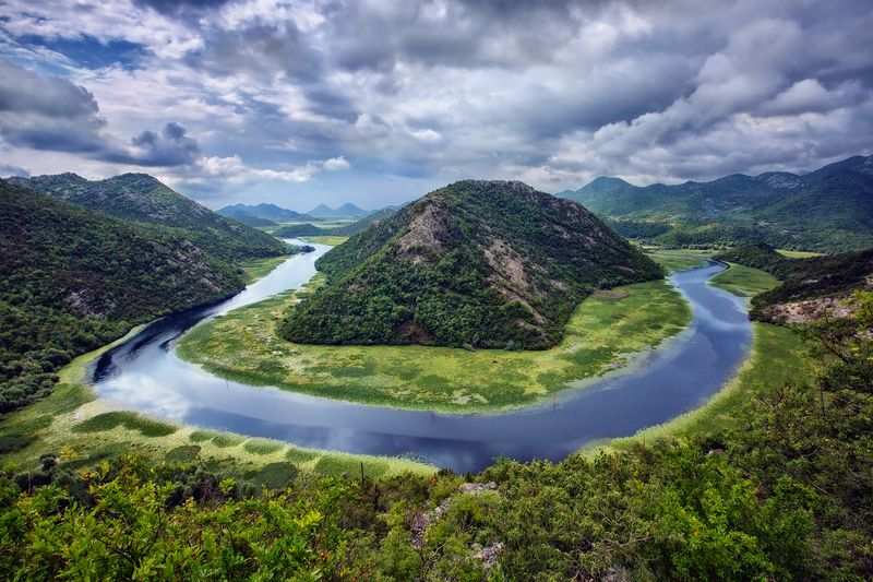 черногория Река Црноевичаphoto preview