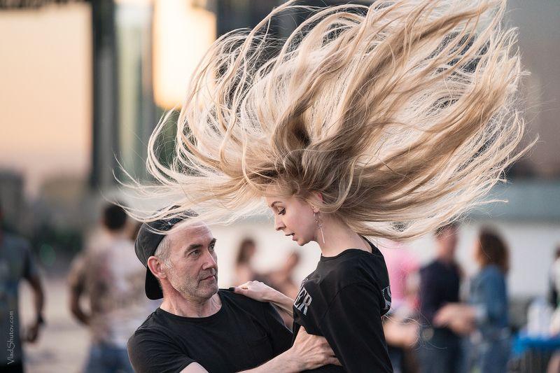 Open-air dancephoto preview