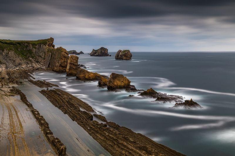 испания, океан, Steelphoto preview