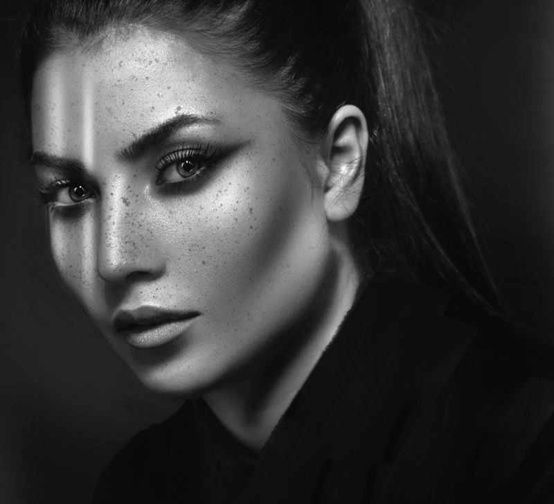 portrait  beauty  black and white blackphoto preview