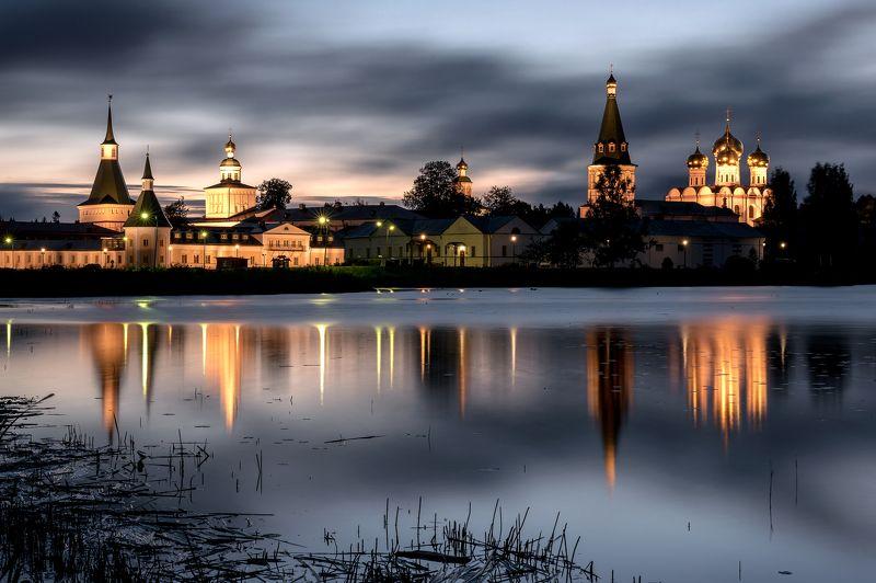 Утро Иверского монастыряphoto preview