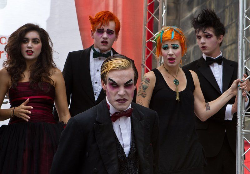 The Edinburgh Festival Fringe 4photo preview