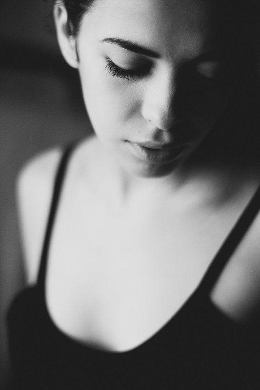 портрет,девушка Девушкаphoto preview