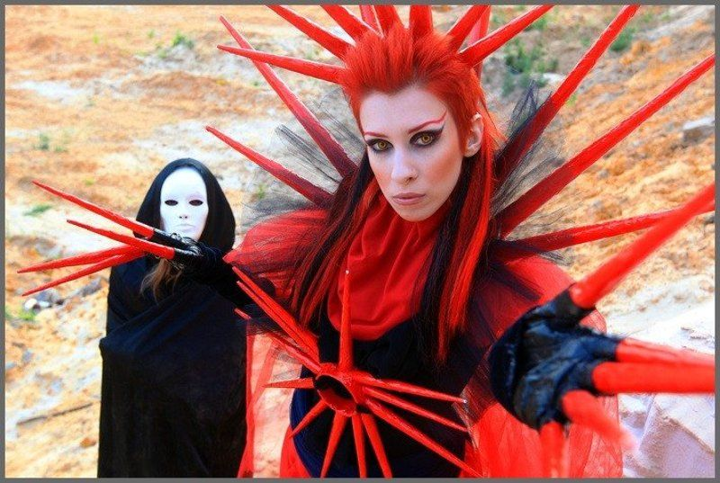 Red Queenphoto preview