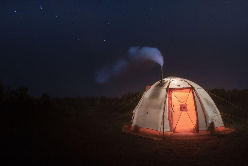 #landscape #night #light #lightoftheseven #lightofseven #tent #bivvy #bivouac #bigdipper #plough #ursamajor #starlight #starlightnight #autumn #altai #russia #siberia #пейзаж #палатка #свет #светсемерых #ночь #звёзды #большаямедведица #созвездие Под Светом Семерыхphoto preview