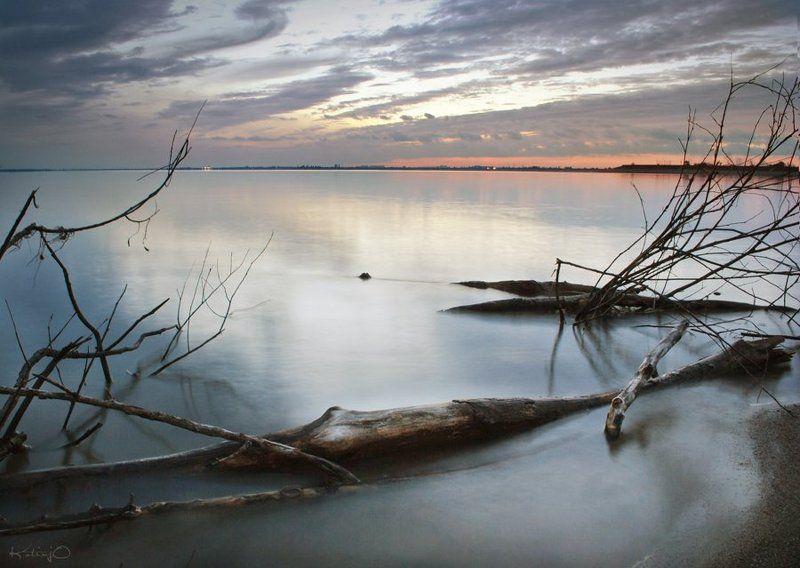 краснодарское, водохранилище Krasnodar reservoir 2photo preview