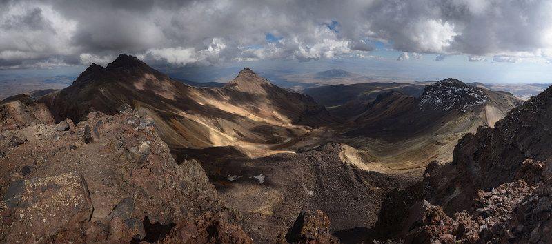 армения, арагац, armenia, volcano В сердце вулканаphoto preview