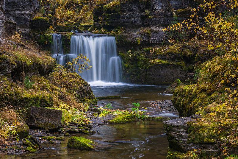 Водопады Эвенкииphoto preview