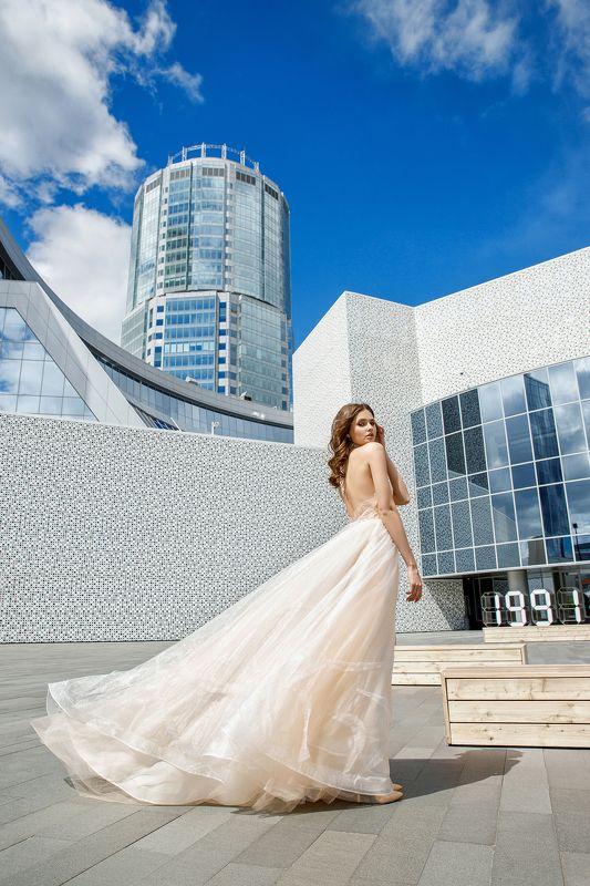 невеста, портрет, платье, свадьба, девушка, модель, фэшн Лераphoto preview