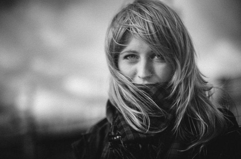 девушка, портрет, черно-белое, ч\\\\б, black and white, girl, portaint ***photo preview