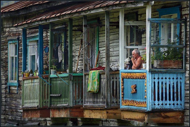 Коммунальный рай на улице Тургенева, или думы о былом ...photo preview