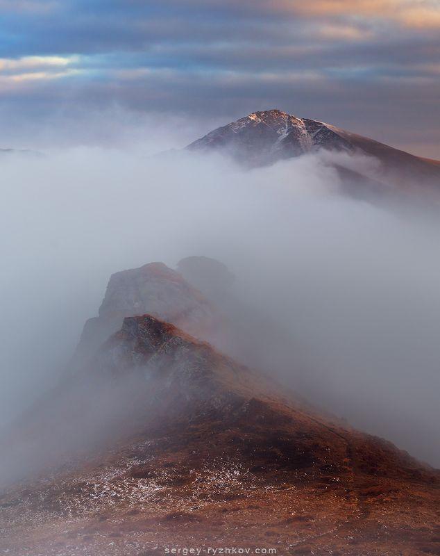maramures, romania, carpathians, mountains, ineu, peak, rodna, rodnei, карпаты, румыния, горы, пейзаж,  Ineu Peakphoto preview