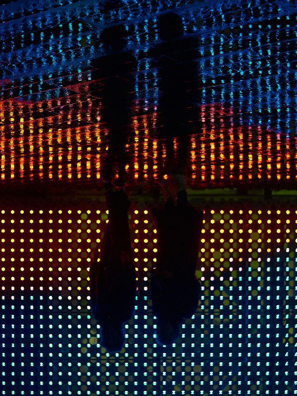 Екатеринбург, Ельцин центр, отражение, дождь, тень, ночь, городской пейзаж Отражение.photo preview