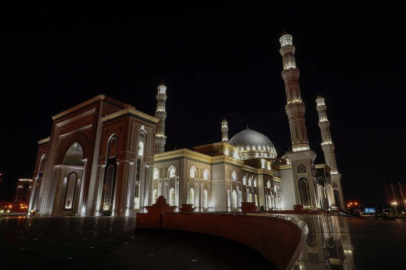 Мечеть Хазрет Султанphoto preview