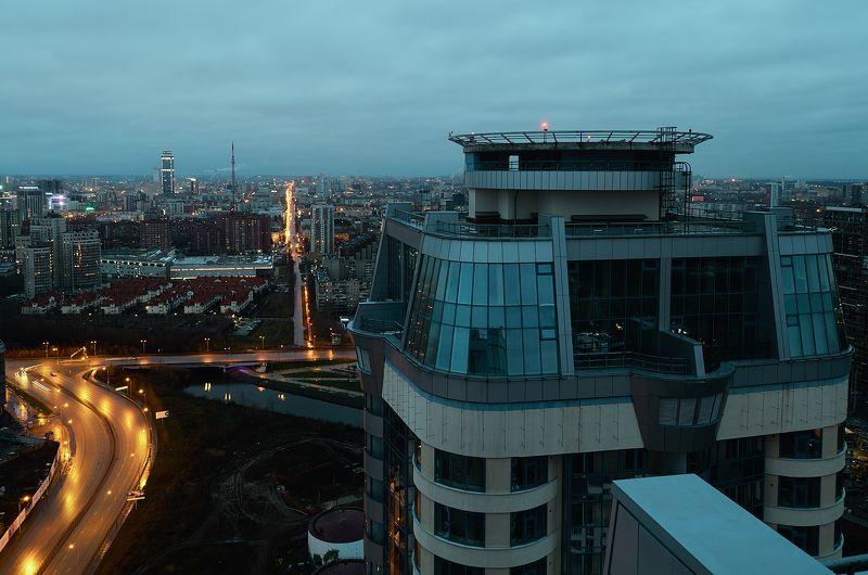 Екатеринбург, пейзаж, рассвет,  Екатеринбург.photo preview
