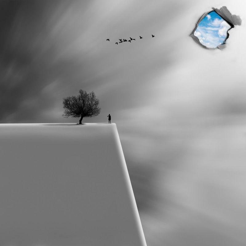 #35photo #surrealart#photoshop#ps_fantasy#art_minimal #bnw_dream #photography#minimalism#conceptual#fineart #instagram#ps_dreams#bnwminimalismmag#art_digital #ir_photographer#ir_aks#minimal#canon#blackandwhite#bnw#surreal#hadimalijani#art#fantastic_earth# Holephoto preview