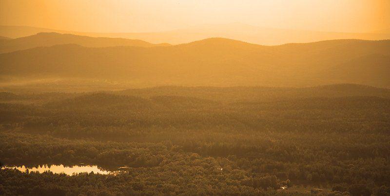 урал, горы, солнце Дикий, дикий Уралphoto preview