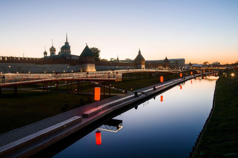 Вечерний кремльphoto preview