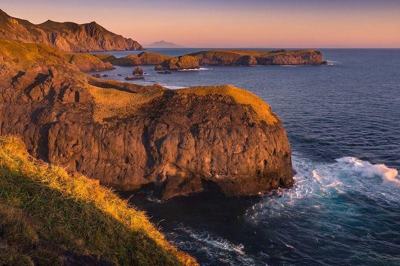 шикотан, край света, сахалинская область, океан Тихоокеанские причуды на Краю Светаphoto preview