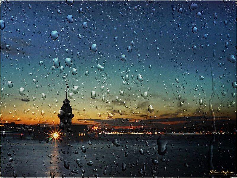 Rain day İstanbulphoto preview